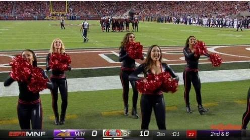 49ers-Cheerleaders-Were-Tighest-Pants-Ever